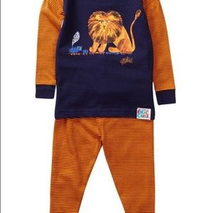 Eric Carle Lion Pajamas 🦁 NEW! 12m 4T 18m 5T NWT